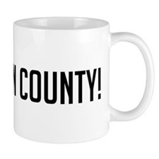 Go Lincoln County Coffee Mug