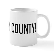 Go Lincoln County Mug