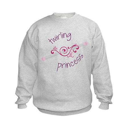 Twirling Princess Sweatshirt