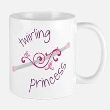 Twirling Princess Mug