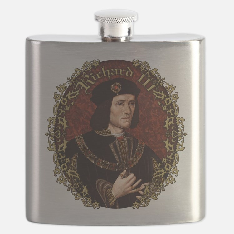 Richard III Flask
