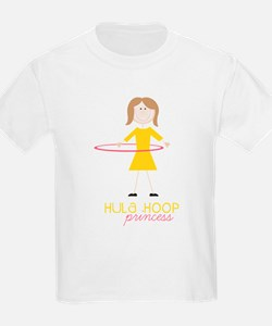 Hula Hoop Princess T-Shirt