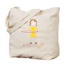 Wanna Hoop? Tote Bag