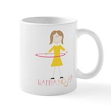 Wanna Hoop? Mug