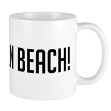 Go Lincoln Beach Mug