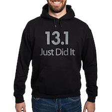 13.1 Just Did It Hoody