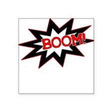 Boom! Sticker