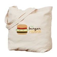The Burger Meister Tote Bag