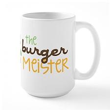 The Burger Meister Mug