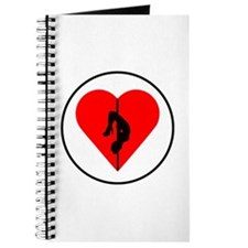 Brass Monkey Journal for Pole Dancers