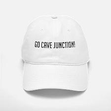 Go Cave Junction Baseball Baseball Cap