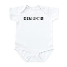 Go Cave Junction Infant Bodysuit