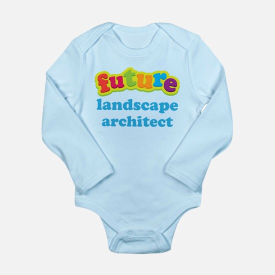Future Landscape Architect Long Sleeve Infant Body
