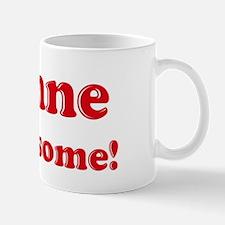 Joanne is Awesome Mug