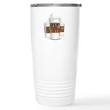DEAFinitely a handy, Travel Coffee Mug