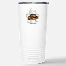 DEAFinitely a handy, Travel Mug