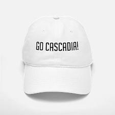 Go Cascadia Baseball Baseball Cap