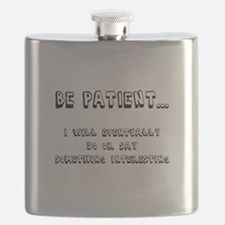 Be Patient Flask