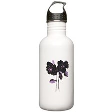 Twin Roses Water Bottle