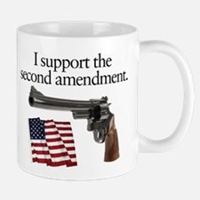 Support the second amendment Mug