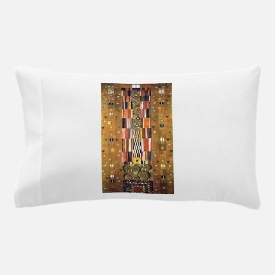 Gustav Klimt End of the Wall Pillow Case
