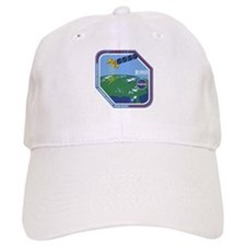 Landsat 7 Program Logo Baseball Cap
