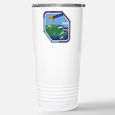Landsat 7 Program Logo Stainless Steel Travel Mug
