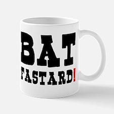 BAT FASTARD! Small Mug