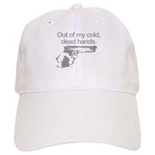 Out of my cold dead hands Baseball Baseball Cap