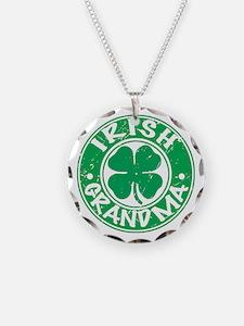 Irish Grandma Necklace