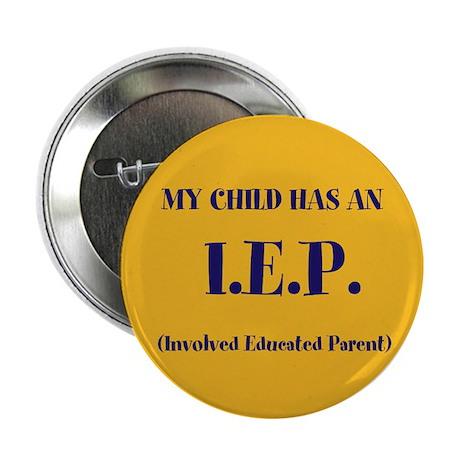 """I.E.P (Pretoria) 2.25"""" Button (100 pack)"""