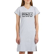 Yo-Yo Player Women's Nightshirt
