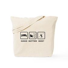 Yo-Yo Player Tote Bag