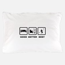 Yo-Yo Player Pillow Case