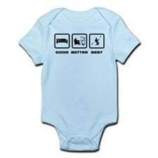 Yo-Yo Player Infant Bodysuit