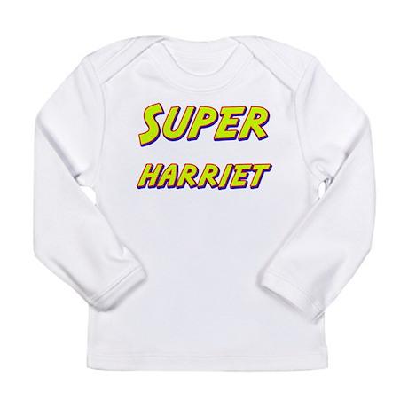 Super harriet Long Sleeve T-Shirt