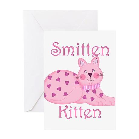 smitten Greeting Cards
