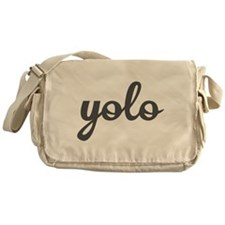 Yolo Messenger Bag
