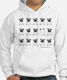 One of These Pugs! Hoodie