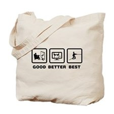 Tug Of War Tote Bag
