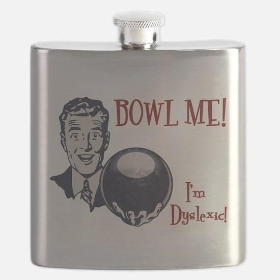 Bowl Me! III Flask