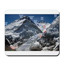 Everest 2014 Mousepad
