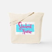 Retro Style Student Nurse Tote Bag