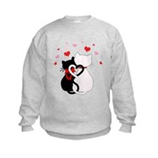 Love Cats Sweatshirt