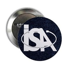 """Israel Space Agency 2.25"""" Button"""