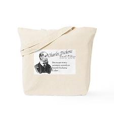 Dickens Cider Tote Bag