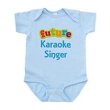 Future Karaoke Singer Infant Bodysuit