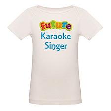 Future Karaoke Singer Tee