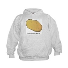 Because it's a potato Hoodie