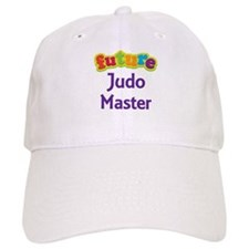 Future Judo Master Baseball Cap